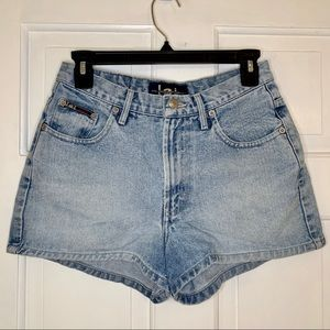 Lei Jean shorts